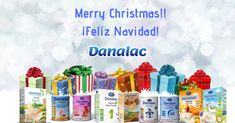 Merry Christmas from DANALAC Baby Cereal, Our Baby, Baby Food Recipes, Biscuits, Infant, Merry Christmas, Bottle, Recipes For Baby Food, Crack Crackers