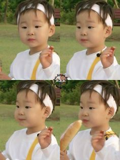 Daehan! Cute Asian Babies, Cute Babies, Baby Kids, Song Il Gook, Superman Kids, Song Daehan, Song Triplets, Cute Kids, Boy Or Girl