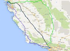 Get a quick comparison of all the ways to get from Los Angeles to San Francisco - by driving, bus, train and airplane.