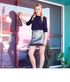 #LukasiakChloe featured in lvlten magazine