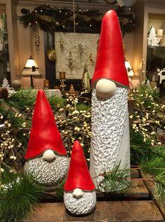Santa Gnomes.