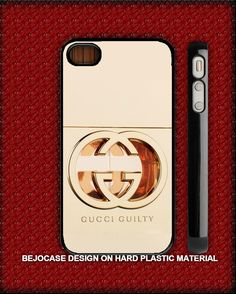 guccy guilty on iphone 4, iphone 5 case