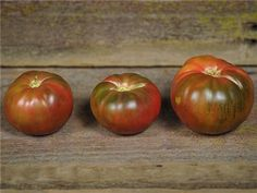 Black Krim Tomato, seeds | Baker Creek Heirloom Seeds