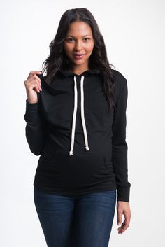 97da9d5df0e Wear Bun Nursing Hoodies anytime and anywhere...through all stages...and even  long after you are done with pregnancy and nursing. milkandbaby.com