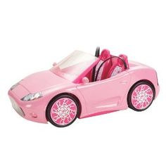 Barbie Glam Convertible $16.68