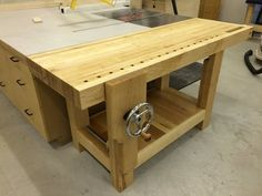 Workbench #3 -- Roubo