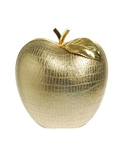 Golden Apple Handbag:  For my inner goddess.