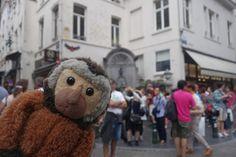 Apen matkat: Bryssel osa 3, ensivaikutelma kaupungista