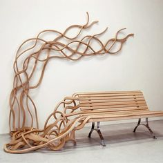 organic bench