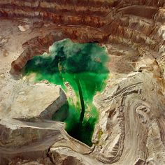 The Mining Project, David Maisel - ATLAS OF PLACES