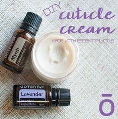 doTERRA Cuticle Cream Recipe http://www.mydoterra.com/samanthachamberlin/#/