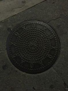 xoxo #manhole #observation #urban #photography #artist #xoxo #contemporaryart #exploration #manmade