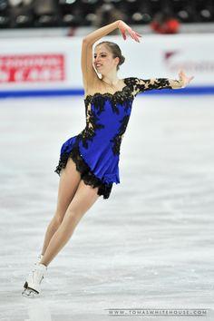 Love this skating dress.