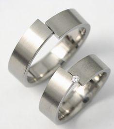 Titán karikagyűrű gyémántokkal 033. Letöltés Wedding Rings, Engagement Rings, Jewelry, Enagement Rings, Jewlery, Jewerly, Schmuck, Jewels, Jewelery