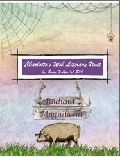 This literary guide brought to you by Wake Up Sunshine, brings to life the children's classic, Charlotte's Web. This endearing tale of friendship, love, and loss is one for anyone who loves an incredible story.