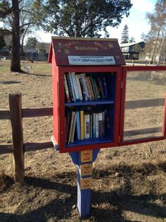 Little Free Library at 1975 Chanticleer Ave., Live Oak Park