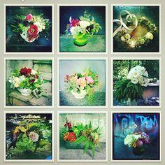 Clementine Floral Works (www.clementinefloralworks.com/Clementine_Floral_Works/home.html) / 3936 W. Sunset Blvd. - Silverlake, Califórnia / Floricultura mais linda que já vi na vida! Fica em Silver Lake, Los Angeles, CA.