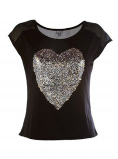 #lovevanity sparkly heart