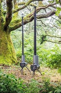 19 Conveniently Portable Items That Will Change Your Life. Portable Wood StovePortable FireplaceTent ... & Portable woodstove folds down heats up tents yurts u0026 tiny homes ...