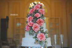 Kathy Allen Cakes Charlotte Wedding Photographers - Indigo Photography Blog: Sarah & Mike's Wedding, The Duke Mansion, Charlotte, NC