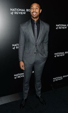 Michael B. Jordan at the National Board of Review Awards 2014 – Photos | OK! Magazine