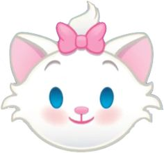 Marie is an emoji in Disney Emoji Blitz. Heart-eye emojis are worth points! Disney Sidekicks, Disney Movies, Funny Iphone Wallpaper, Disney Wallpaper, Disney Fun, Baby Disney, Sweet Drawings, Art Drawings, Emoji Characters