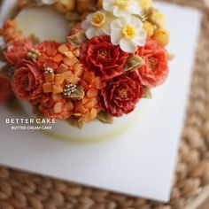 . . Done by my student from Malaysia - Butter cream cake . . (베러 심화클래스/Advance class) www.better-cakes.com  Any inquiries about BETTER CLASS, Plz contact me through LINE or Email. Mailbettercakes@naver.com Linebetter_cake FacebookBetter Cake Kakaotalkbettercake  #buttercream#cake#베이킹#baking#bettercake#like#버터크림케이크#베러케익#cupcake#flower#꽃#sweet#플라워케이크#koreabuttercream#wilton#앙금플라워#디저트#buttercreamcake#dessert#버터크림플라워케익#follow#떡케이크#koreancake#beautiful#윌튼#instacake#꽃스타그램#앙금플라워떡케이...