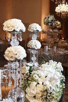 Decoração Casamento - Foto Roman Fotografias
