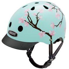 Nutcase Cherry Blossom Street Sport Helmet