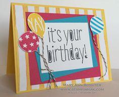 It's your Birthday - PPA251