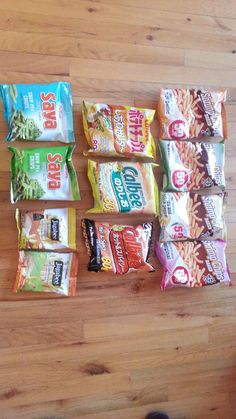 Calbee Asian Snack Packs #Giveaweay - win them all!