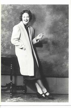 Fredi Washington - The Imitation of Life... I don't think so.
