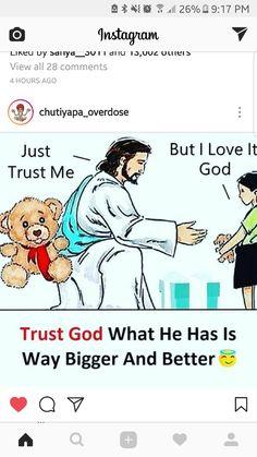 Just trust God. Religious Quotes, Spiritual Quotes, Positive Quotes, Motivational Quotes, Inspirational Quotes, Faith Quotes, Words Quotes, Godly Quotes, Hindi Quotes