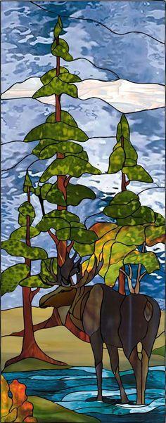 arts-master.ru vitrail | ... роспись sur Pinterest | Modèles de vitraux, Vitrail et Vitraux