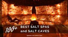 All Day Spa, Spa Day, Himalayan Salt Room, Salt Of The Earth, Las Vegas Blvd, Spa Design, Wellness Spa, Spa Massage, Beauty