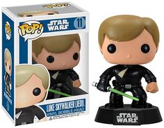 Funko Pop Star Wars 11 Luke Skywalker Jedi