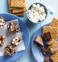 Check out this delicious recipe for 10 Minute S'mores Fudge from 25 Merry Days at Kroger!
