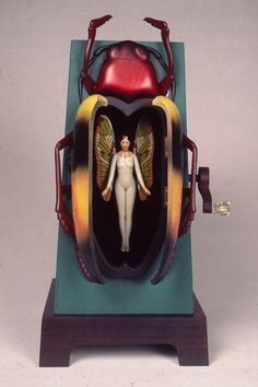 Firefly, by Steve Armstrong, private collection