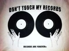 Hands off my records!