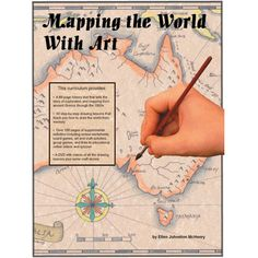 Mapping the World with Art by Ellen McHenry includes short history lessons and targets ages 11-16
