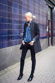 good layering. #EllenClaesson in Stockholm.