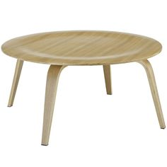 Modway Plywood Coffee Table.