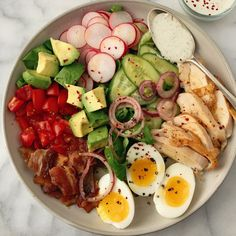 Whole30 Cobb with Ranch   Inspiration for Everyday Food Made Marvelous