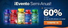 EVENTO SEMI ANUAL  60% de descuento en más de 250 productos a la venta  http://es.puritan.com/a-z/evento-semi-anual/