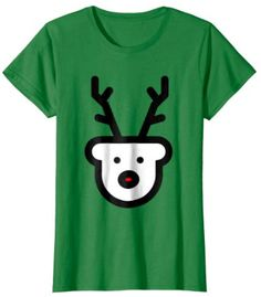 Reindeer Christmas Xmas Holiday Celebration Family Women Men Youth T-Shirt Perfect Image, Perfect Photo, Love Photos, Cool Pictures, Dc Weddings, Reindeer Christmas, Xmas, Like4like, My Love