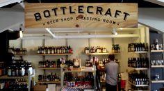 BOTTLECRAFT - Beer Shop & Tasting Room on Vimeo