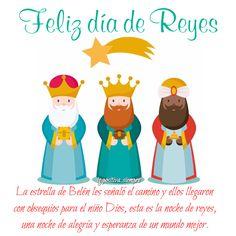 Feliz día de Reyes!! Búscame y sígueme en mi cuenta de Instagram como positiva_siempre