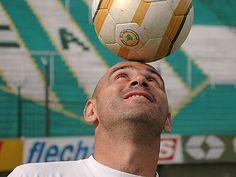 Garrafa Sanchez... un fenomeno jugador...