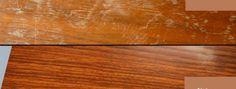 Karcolások a fa bútorokon Minden