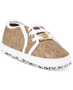 Michael Kors Baby Girls' Baby Borium Sneakers  | macys.com